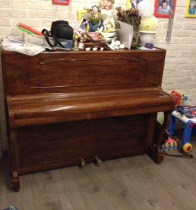Пианино фучс энд мёхр