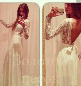 Платье (свадебное)