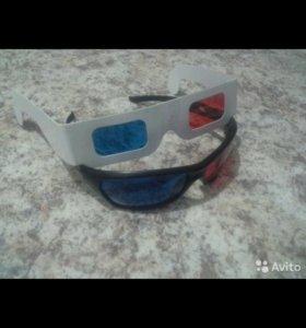 очки для 3D на ЛЮБОМ устройстве