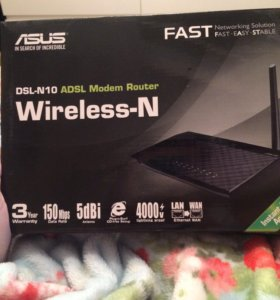 Asus ADSL Modem Router
