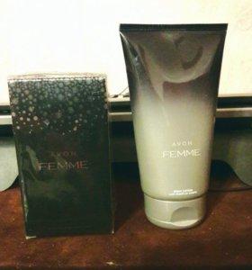 Femme Туалетная вода и крем для тела