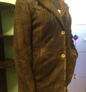 Пиджак утеплённый