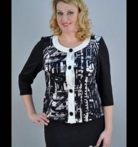 Новая женская блуза.(р.52/54).