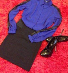 Блузка и юбка. Распродажа
