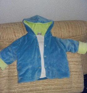 Комплект куртка+штанишки, весна осень