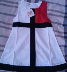 платье нарядное новое