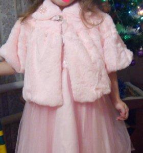 Красивые платья на девочек