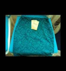 Новая гипюровая юбка размер 40-42.