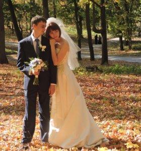 Свадебное платье💫💐😻✨