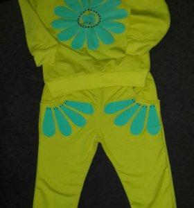 Новый костюм с биркой