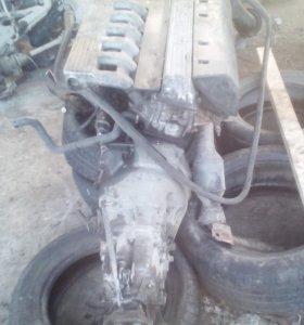 Двигатель на BMW 525