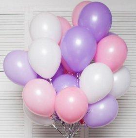 Красивые композиции из воздушных шаров