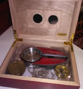 Хьюмидор набор подарочный