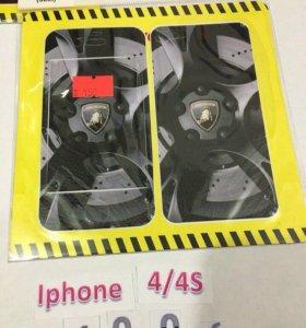 Плёнки для iPhone 4