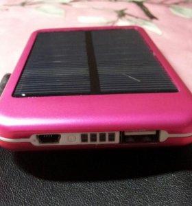Автономное зарядное устройство на солнечных батаре