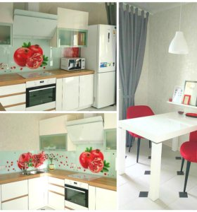 Квартира 1-комнатная 49 м2 (Континент-3)
