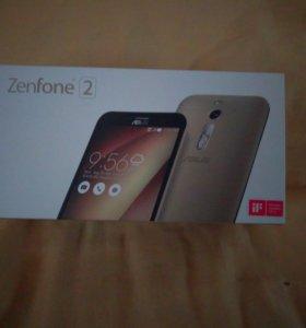 Коробка от Zenfon2 ( есть документы на этот смарт)
