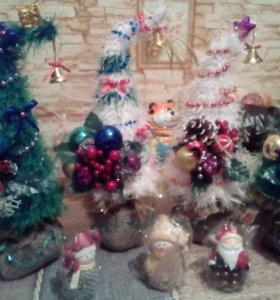 Новогодние ёлочки