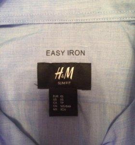 Новая мужская рубашка H&M
