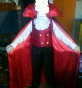 Карнавальный костюм Граф Дракула