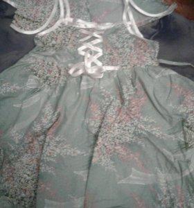 Платье 110см