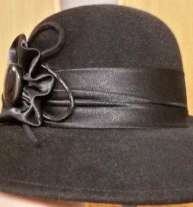 Шляпа р.56 новая