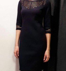 Новая модная платье