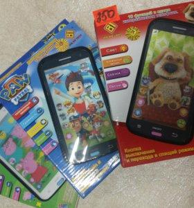 Детские телефоны.Новые