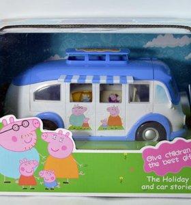 Новый автобус пеппа