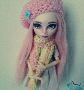 Вязанная одежда для кукол Монстер Хай 💕