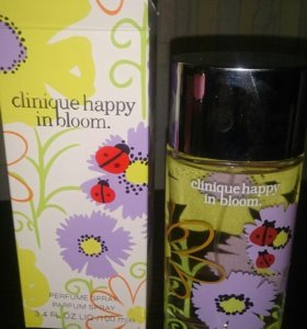 Духи Clinigue Happy in bloom