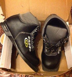 Ботинки для лыж 36 размера