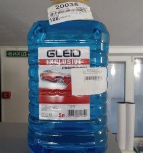Незамерзайка -15 gleid 5 литров