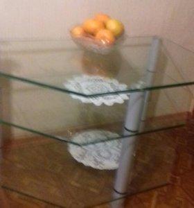 Столик стекло