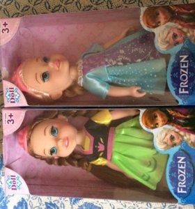 Кукла в коробке маленькая 17 см