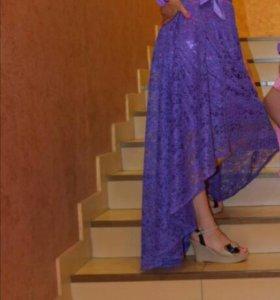Клевое платье