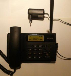 Беспроводной стационарный телефон на дачу