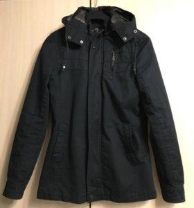 Куртка (парка) на 10-12 лет