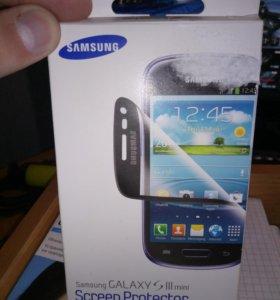 Защитная пленка Samsung Galaxy s3 mini
