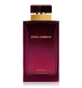 Dolce Gabbana pour Femme Intense  100мл