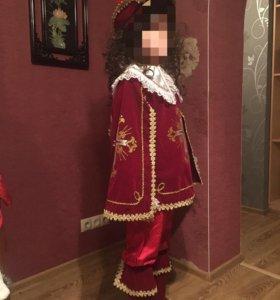 """Новогодний костюм """"мушкетер"""""""