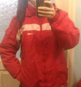 Куртки 2 шт