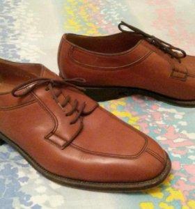 Туфли мужские кожаные (Италия)