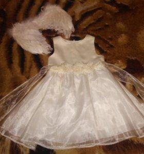 Два платья на девочку