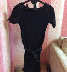Платье стильное по фигуре