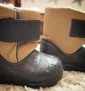 Детские демисезонные ботиночки Decathlon