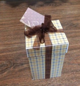 Подарки ручной работы