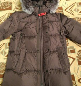 Мужская теплая куртка