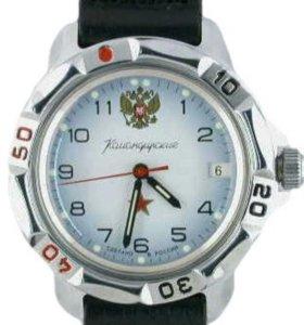 Командирские часы ВОСТОК