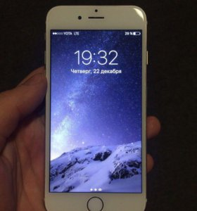 iPhone 6 gold 16 гб